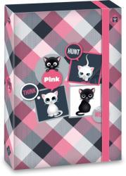 Ars Una Think-Pink Füzetbox A/4
