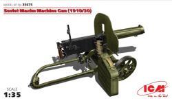 ICM Soviet Maxim M. G. 1910/30 1/35 35675