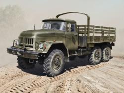 ICM ZIL-131 Soviet Army Truck 35515