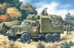 ICM ZIL-157 Command Vehicle 1/72 72551