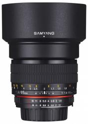 Samyang 85mm f/1.4 AS IF UMC (Sony)