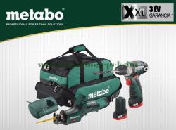 Metabo Combo Set 2.4 10. 8V 685056000