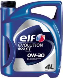 Elf Evolution 900 FT 0W30 4L