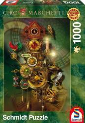 Schmidt Spiele Ciro Marchetti: Rohan az idő 1000 db-os (59273)