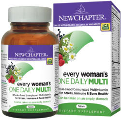 New Chapter Every Woman's One Daily Multi tabletta - 72db
