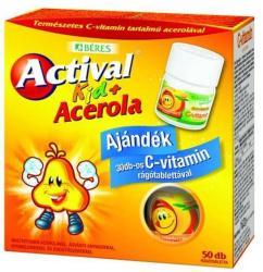 BÉRES Actival Kid + Acerola - 50db