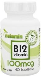 Netamin B-12 vitamin - 40db