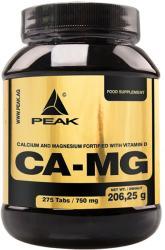 Peak CA/MG - 275db