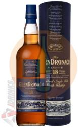 GlenDronach 18 Years Allardice Whiskey 0,7L 46%