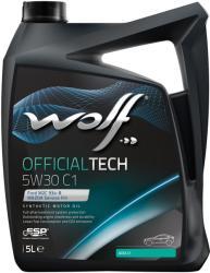 Wolf Officialtech C1 5W30 5L