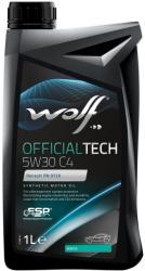 Wolf Officialtech C4 5W30 1L