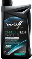 Wolf Officialtech LL III 5W30 1L