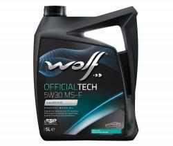 Wolf Officialtech MSF 5W30 5L