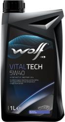 Wolf Vitaltech 5W40 1L