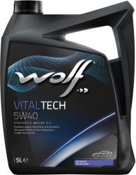 Wolf Vitaltech 5W40 5L