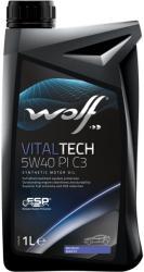 Wolf Vitaltech PI C3 5W40 1L