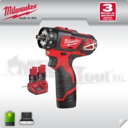 Milwaukee M12-BDDX-202C