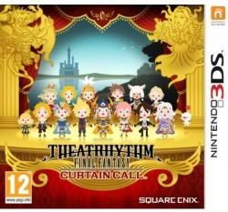Square Enix Theatrhythm Final Fantasy Curtain Call (3DS)