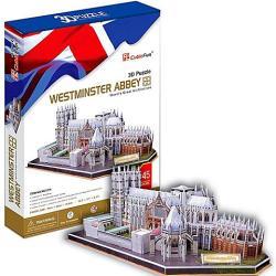 CubicFun Westminster apátság 3D 145 db-os (MC121H)