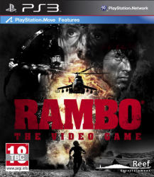 Reef Entertainment Rambo The Video Game (PS3)