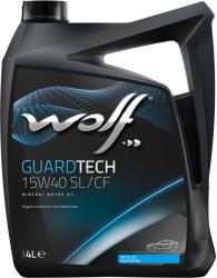 Wolf Guardtech SL/CF 15W40 4L