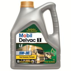 Mobil Delvac 1 LE 5W30 4L