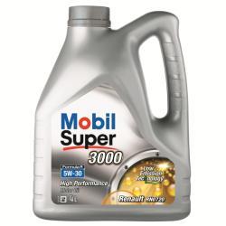Mobil Super 3000 Formula R 5W30 4L