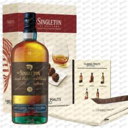 SINGLETON 18 Years Whiskey 0,7L 40%
