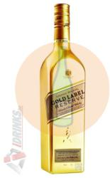 Johnnie Walker Gold Label Reserve Limited Edition Whiskey 0,7L 40%