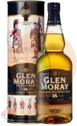 Glen Moray 16 Years Whiskey 0,7L 40%