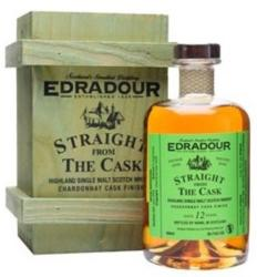 EDRADOUR 12 Years Chardonnay Cask Whiskey 0,5L 56%