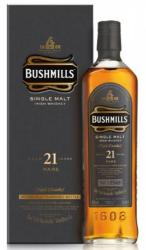 Bushmills 21 Years Single Malt Whiskey 0,7L 40%