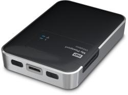 Western Digital My Passport Wireless 2TB USB 3.0 WDBDAF0020BBK-EESN