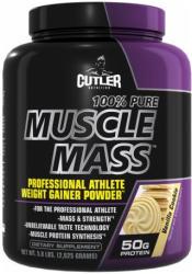 Cutler Nutrition Muscle Mass - 2625g