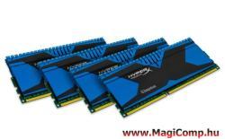 Kingston 16GB (4x4GB) DDR3 1866MHz HX318C9T2K4/16