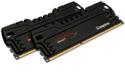 Kingston 16GB (4x4GB) DDR3 2400MHz HX324C11T3K4/16