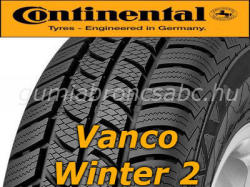 Continental VancoWinter 2 XL 195/75 R16 110/108R