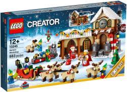 LEGO Creator - Mikulásgyár (10245)