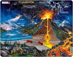 Larsen Vulkánok 70 db-os