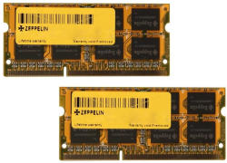 Zeppelin 4GB DDR3 1600MHz ZE-SD3-4G1600V1.35