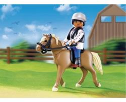 Playmobil Scoala de calarie cu tarc (PM5109)