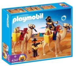 Playmobil Doi talhari cu camile (PM4247)