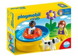 Playmobil 1.2. 3 Mini piscina (PM6781)