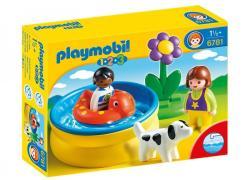 Playmobil 1.2. 3 Mini piscina (PM6781)