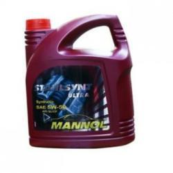 MANNOL Stalsynth Ultra 5W50 4L