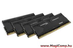 Kingston 16GB DDR4 (4x4GB) 2666MHz HX426C13PB2K4/16