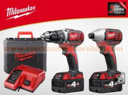 Milwaukee M18BPP2D-402C