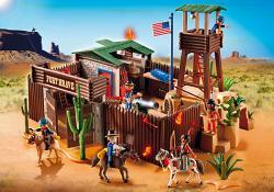 Playmobil Fortul din vestul salbatic (PM5245)