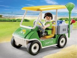 Playmobil Masinuta pentru camping (PM5437)