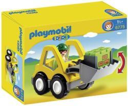 Playmobil 1.2. 3 Excavator (PM6775)